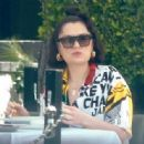 Jessie J – Lunch at Crossroads Kitchen in West Hollywood - 454 x 336