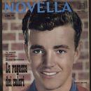 Robert Walker - Novella Magazine Cover [Italy] (4 April 1963)