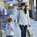 Selma Blair is seen out shopping for groceries in Studio City, California on January 21, 2017 - 454 x 477