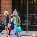 Naomi Watts – Out in New York with her kids