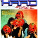 Michael Weikath, Michael Kiske, Kai Hansen, Ingo Schwichtenberg - Hard Force Magazine Cover [France] (September 1988)