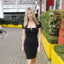 Caprice Bourret Arrives at Excel Business show in London - 454 x 692