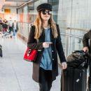 Dakota Johnson – Arrives at Heathrow Airport in London