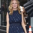 Heather Graham – Arriving at the AOL Build Speaker Series in NY - 454 x 811