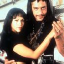 Javier Bardem and Rosie Perez