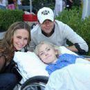 Jennifer Love Hewitt - Hosts Halloween Party At LA Children's Hospital, 27.10.2008.