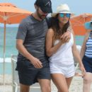 Serena Williams Bikini Candids On The Beach In Miami