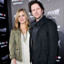 Jamie Kennedy and Girlfriend Nicolle Radzivil - 454 x 635