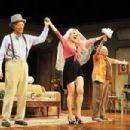 Bernie Kopell, Teresa Ganzel & Lou Cutell - 454 x 303