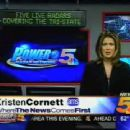 Working at WLWT 5 - (2004) - 454 x 340