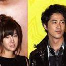 Ji-Hwan Kang and Ji-ah Lee