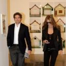 Elle Macpherson and Jeff Soffer - 293 x 440