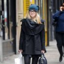 Dakota Fanning was spotted doing a little shopping in New York City, February 15