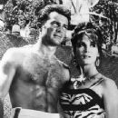 Robert Conrad and Connie Stevens