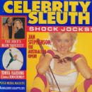 Jan Stephenson - Celebrity Sleuth Magazine Cover [United States] (March 1995)