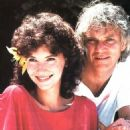 Malcolm McDowell and Mary Steenburgen
