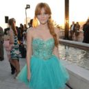 Bella Thorne attended the 2012 Oceana's SeaChange Party yesterday, July 29, in Los Angeles. She was joined at the event by Tristan Klier