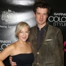 Rachael Harris and Christian Hebel - 419 x 600