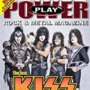KISS - Power Play Magazine Cover [United Kingdom] (June 2019)