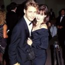 Jason Priestley and Shannen Doherty