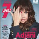 Isabelle Adjani - Télé 7 Jours Magazine Cover [France] (30 March 2019)