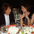 Mick Jagger and  Rebecca Hall - 454 x 311