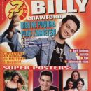 Billy Crawford - 7 Extra Magazine Cover [Belgium] (15 January 2003)