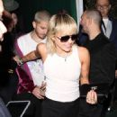 Miley Cyrus – Women In Film Female Oscar 2020 Nominees Party in Hollywood