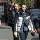 Sophie Turner and Joe Jonas – Out and about in NY