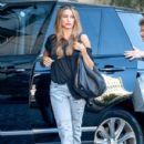 Sofia Vergara Films 'Modern Family'