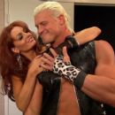 Maria and Dolph Ziggler