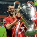 Ryan Giggs and Trophy