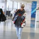 Ruby Rose – Arrives at LAX Airport in Los Angeles - 454 x 649