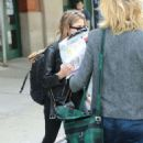 Cara Delevingne and Ashely Benson – Out and about in NYC