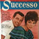 Joan Collins, Richard Egan - Successo Magazine Cover [Italy] (August 1960)