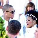 Teyanna Taylor and Chris Brown
