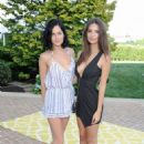 Emily Ratajkowski Revolve Hamptons Kick Off Party