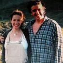 Craig Ferguson and Sascha Ferguson