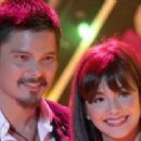 Dingdong Dantes and Regine Velasquez