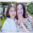 Carole Bouquet - Jours de France Magazine Pictorial [France] (June 2014) - 454 x 330