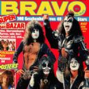 KISS - Bravo Magazine Cover [Germany] (22 November 1979)