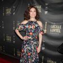 Laura Benanti – 2018 Lucille Lortel Awards in New York - 454 x 672