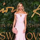 Poppy Delevingne – 2018 British Fashion Awards in London - 454 x 696