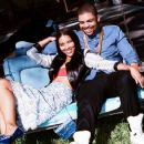 O'Shea Jackson Jr. and Alexandra Shipp