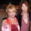 Steven Tyler and Teresa Barrick at Las Vegas in 2004 - 454 x 568
