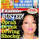 Alex Trebeck - National Examiner Magazine [United States] (2 May 2005)