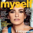 Penélope Cruz - Myself Magazine Cover [Germany] (August 2016)