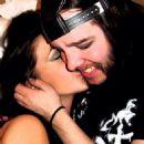 Joey Jordison & Amanda - 454 x 455