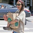 Jordana Brewster – Shopping at Whole Foods in Los Angeles - 454 x 683