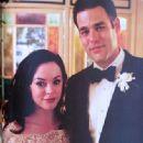 Rose McGowan and Ivan Gaudio